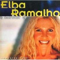 Cd Elba Ramalho - O Melhor De * 1998 * Remasterizado *