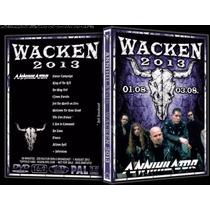 Annihilator - Live Wacken 2013 Dvd