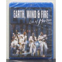 Blu-ray Earth Wind & Fire - Live At Montreux (lacrado)