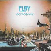 Eloy - Metromania ( Cd - Importado Alemanha )