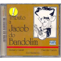Cd - Radamés Camerata Carioca - Tributo A Jacob Do Bandolim