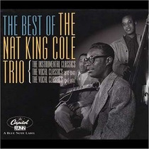 Box Nat King Cole Trio The Best Of 3 Cds