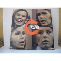 Lp Novela Cristina Bazan- Trilha Sonora- Fermata- 1983