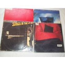 * Lote Vinil Lp - Billy Joel - Com 4 Discos Raros