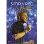 Dvd Simply Red - Live At Montremx - 2003 - Novo***