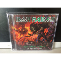 Iron Maiden, Cd From Fear To Eternity, Coletânea Dupla