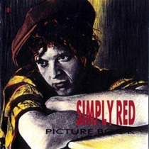 Cd / Simply Red (1985) Picture Book (importado)