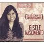 Livro + Cd Gisele Nascimento - Deus Salvou Meu Casamento