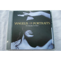 Cd Vangelis - Portraits (so Long Ago, So Clear) Original E