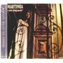 Cd Martinha Como Antigamente (1974) - Jovem Guarda Lacrado
