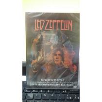Dvd Led Zeppelin Knebworth