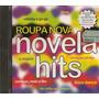 Cd Roupa Nova - Novela Hits