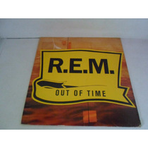 Lp R.e.m / Out Of Time / Ano 1991 / Com Encarte