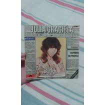 Compacto Julia Graciela - Anúncio De Jornal (1980)