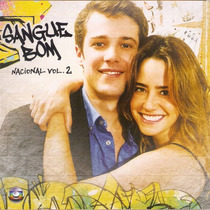 Cd Novela Sangue Bom Nacional Vol 2 Lacrado
