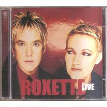 Roxette Live Cd Lacrado