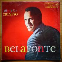 Harry Belafonte Lp Nacional Usado Jump Up Calypso 1961 Mono