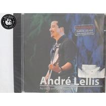 Cd André Lellis Ao Vivo Em Guarapari - Lacrado - C4