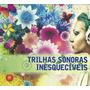 Cd Trilhas Sonoras Inesquecíveis 21 Grandes Sucessos Orig.