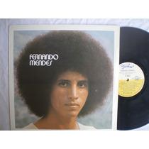 Lp - Fernando Mendes / Emi-standart / 1974