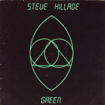 Lp - Steve Hillage - Green (importado) Gong Excelente!