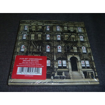 Cd Led Zeppelin Physical Graffiti Deluxe Edition Triplo