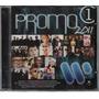 Cd Promo Warner 2011 Artistas Nacionais E Internacionai