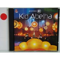 Cd - Kid Abelha - Acústico Mtv
