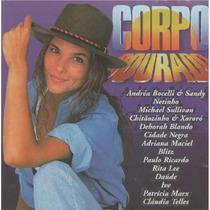 Cd- Corpo Dourado- Nacional- Original- -novela -frete Gratis