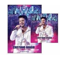 Box Cd + Dvd Cristiano Araujo - Ao Vivo Em Cuiabá 2015