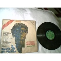 Vinil Lp ( Selva De Pedra ) 1972 ( Rede Globo )
