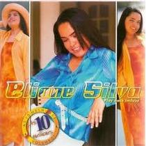 Cd Eliane Silva - As 10 Melhores / Voz E Playback.