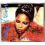 Cd Single Mary J Blige - Missing You Cd 2