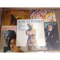 Ray Conniff - Lote 5 Lps Usados