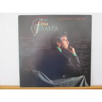 Caetano Veloso - Fina Estampa - Lp Vinil Raro