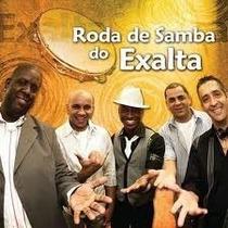 Cd Exalta Samba Roda De Samba Do Exalta Lacrado