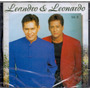 Cd Leandro & Leonardo - Vol. 9 - Novo***