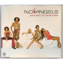 Cd-single-no Angels-daylight In Your Eyes-importado