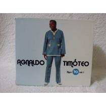Box Com 06 Cds Agnaldo Timóteo- Anos 70- Volume 1