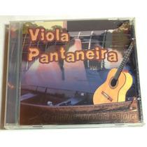 Cd Viola Pantaneira Vol.1 Melhor Da Viola Caipira Pantanal
