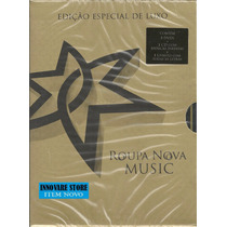 Roupa Nova - Music Box 5 Dvds + 1 Cd Ep Edição De Luxo