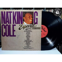 Lp Duplo Nat King Cole Especial - Veja O Video - Di
