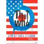 Dvd The Who - Live At Shea Stadium 1982 - Original E Lacrado