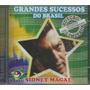 Cd - Sidney Magal - Grandes Sucessos Do Brasil - Lacrado