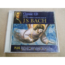 The Most Sublime Orchestral Music By J S Bach - Cd Importado