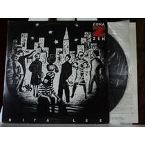 Lp-rita Lee-roberto De Carvalho:zona Zen+encarte-rock