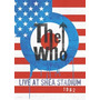 **the Who **live At The Shea Stadium** Dvd Novo, Lacrado**