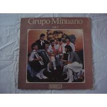 Grupo Minuano-lp-vinil-entardecer-vol 5-sertanejo-mpb-gaucho