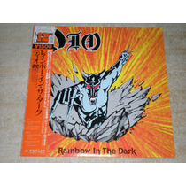 Dio - Rainbow In The Dark - Vinil Japonês Com Obi 1983