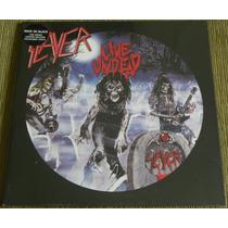 Slayer Live Undead Lp 180 Gramas Lacrado Edição Limitada
